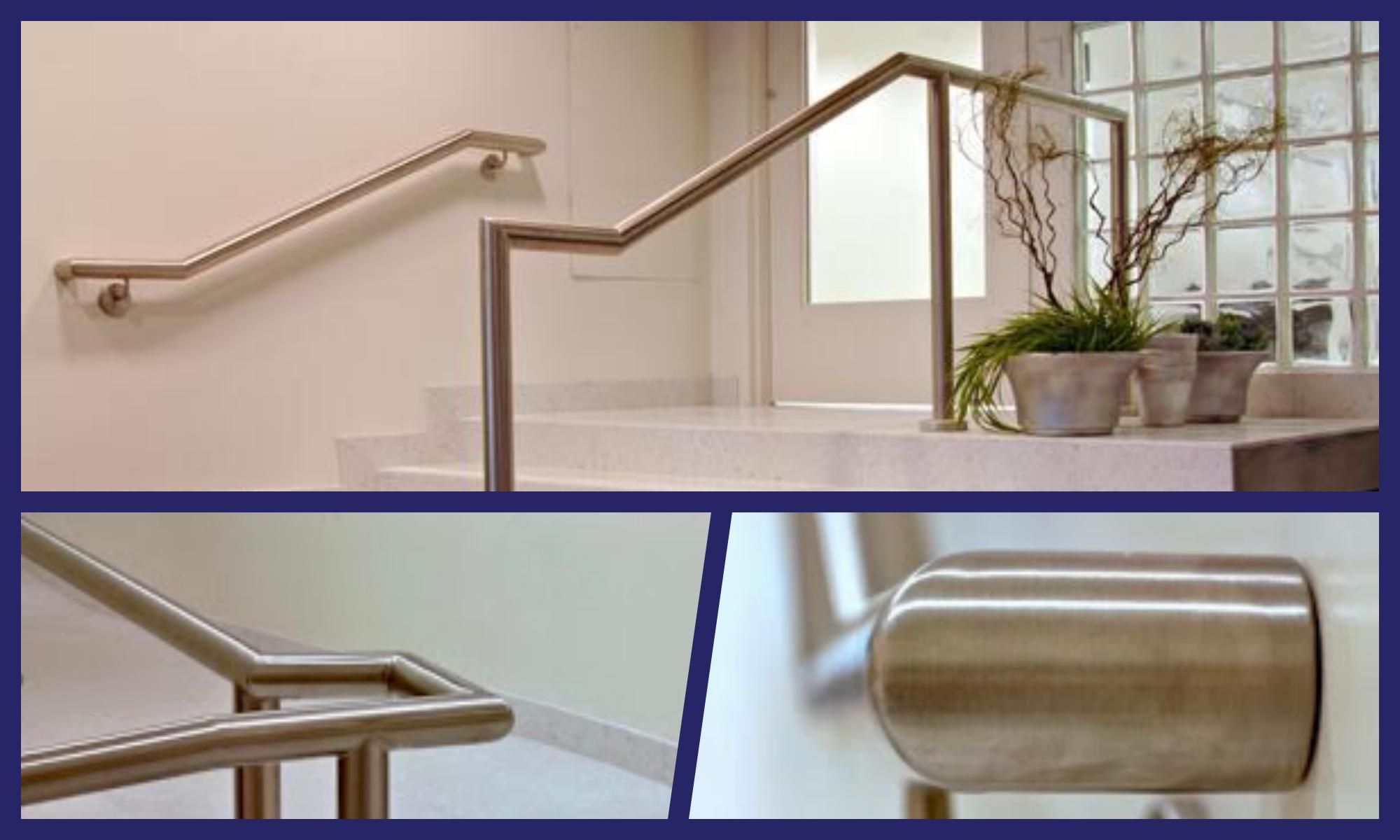 customized interior railing